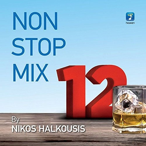 Non Stop Mix 12 By Nikos Halkousis [CD]
