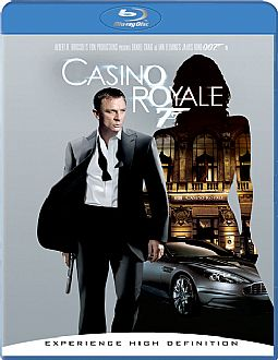 James Bond 007: Casino Royale [Blu-ray]