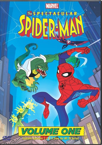 The Spectacular Spider-Man 1