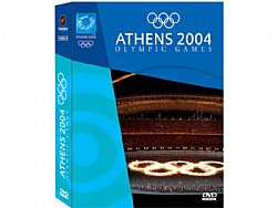 Olympic Games Athens 2004 [4DVD]