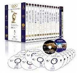 The Official Olympic Games 1948-2000 [Box-set 16 DVD]
