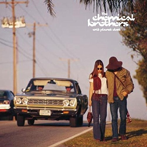 The Chemical Brothers - Exit Planet Dust [VINYL]