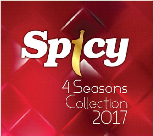 Spicy 4 Season Collection 2017 [2CD]