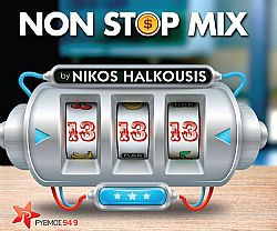 Non Stop Mix 13 By Nikos Halkousis [CD]