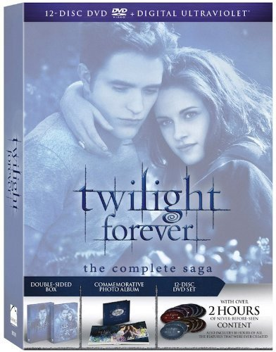 Twilight Forever: The Complete Saga [Box-Set] [DVD]