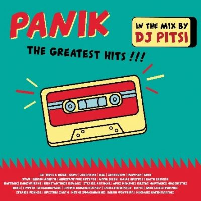 Panic The Graatest Hits In The Mix By Dj Pitsi [CD]