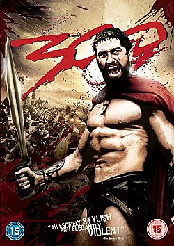 300 (2 Disc Special Edition) [2007] [DVD]