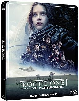 Rogue One A Star Wars Story [Blu-ray] [Steelbook]