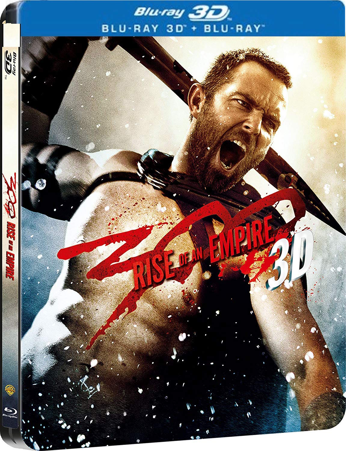 300: Rise of an Empire [3D + Blu-ray] [Steelbook]