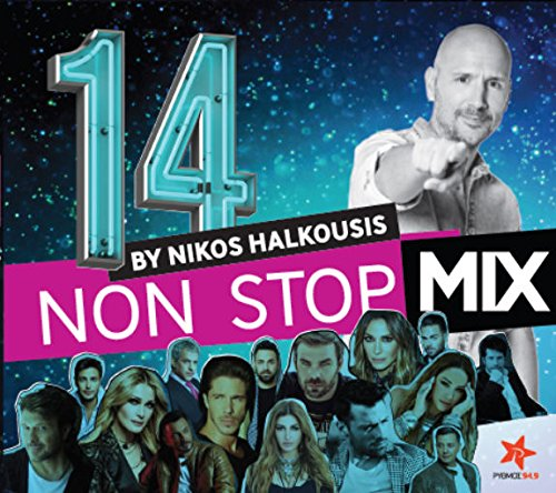 Non Stop Mix 14 By Nikos Halkousis [CD]