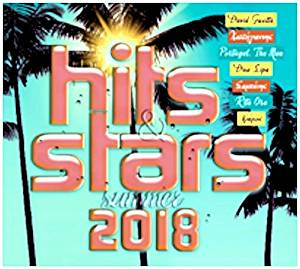 Hits & Stars Summer 2018 [CD]