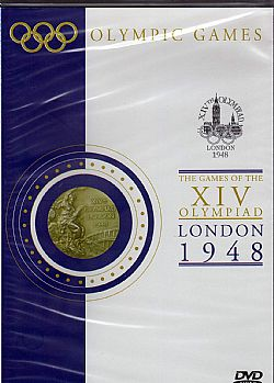The Official Olympic Games: London 1948 [DVD]