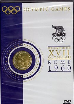 The Official Olympic Games: Rome 1960 [DVD]