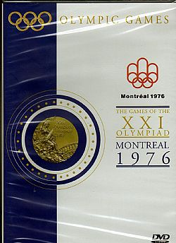 The Official Olympic Games: Montreal 1976 [DVD]