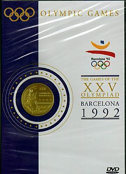 The Official Olympic Games: Barcelona 1992 [DVD]