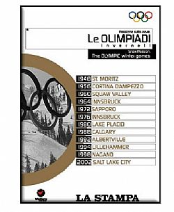 Olympic Winter Games: 1948 - 2002 [8 DVD]
