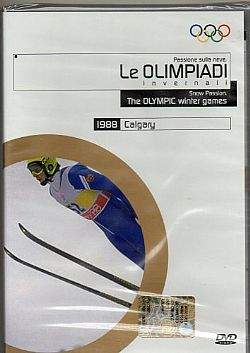 The Olympic Winter Games: Calgary 1988 [DVD]