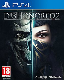 Dishonored 2 [PS4] Μεταχειρισμενο