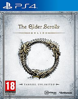 The Elder Scrolls Online Tamriel Unlimited [PS4] Μεταχειρισμενο