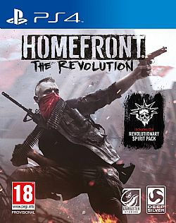 Homefront: The Revolution Day One Edition [PS4] Μεταχειρισμενο
