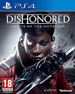 Dishonored Death of the Outsider  [PS4] Μεταχειρισμενο
