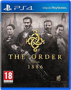 The Order: 1886 [PS4] Μεταχειρισμενο