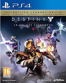 Destiny Taken King Legendary Eition [PS4] used