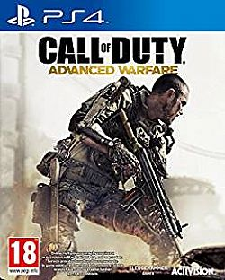 Call of Duty: Advanced Warfare [PS4] Μεταχειρισμενο