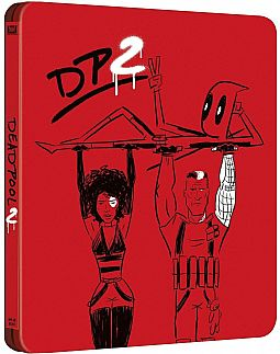 Deadpool 2 [Blu-ray] [Steelbook]