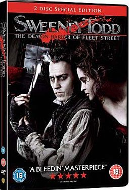 Sweeney Todd: Ο φονικός κουρέας της οδού Φλιτ (Special Edition)