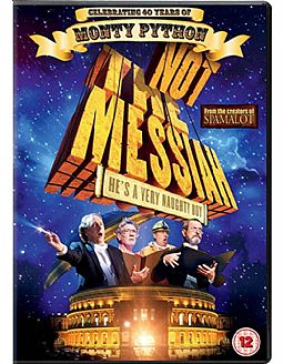 Not the Messiah Hes a Very Naughty Boy [DVD]