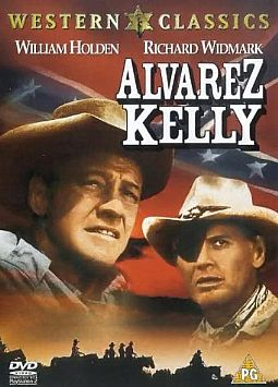 Alvarez Kelly [DVD]