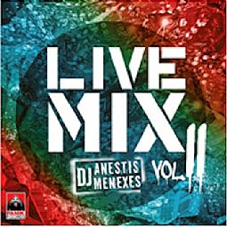 Live Mix by Anestis Menexes Vol.II Greek Hits 2019 [CD]