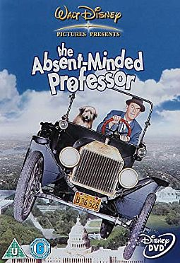 The Absent Minded Professor (1961) [DVD]
