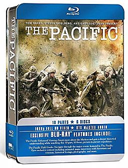 The Pacific - Complete HBO Series [Blu-ray]
