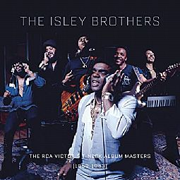 The Isley Brothers - The Complete RCA Victor and T-Neck Album Masters [CD] [Box-set]