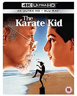 The Karate Kid [4K + Blu-ray]