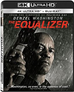 The Equalizer [4K + Blu-ray]