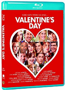 Valentines Day [Blu-ray]