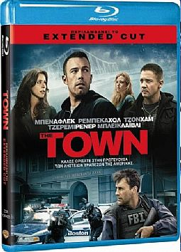The Town [Blu-ray] [Extended Cut]