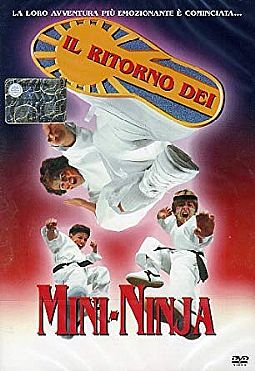 3 Ninjas: Knuckle Up [DVD]