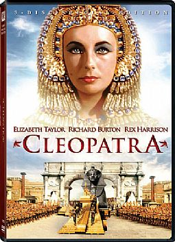 Κλεοπάτρα (1963) (3 Disc Special Edition) [DVD]
