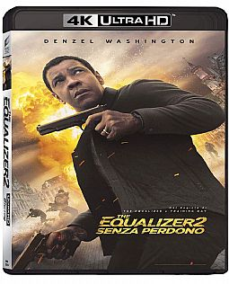The Equalizer 2 [4K + Blu-ray]