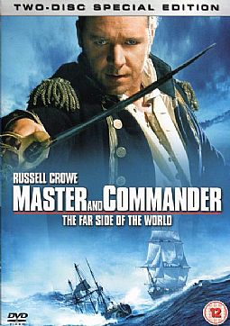 Master and Commander: Στα πέρατα του κόσμου [DVD]