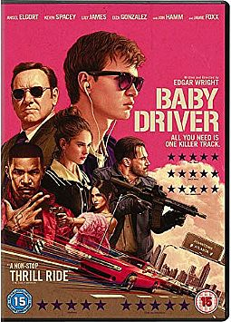 Baby Driver (2017) [DVD]