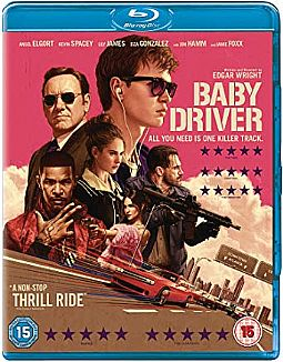 Baby Driver (2017) [Blu-ray]